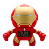 BulbBotz Marvel Iron Man Clock: Image 1