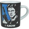 Star Wars I Love You Set of 2 Mini Mug: Image 1