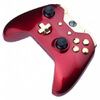 Custom Controllers Xbox One Wireless Custom Controller - Crimson Red & Gold: Image 2
