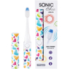 Sonic Chic URBAN Electric Toothbrush - Lovehearts: Image 3