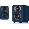 Steljes Audio NS1 Bluetooth Duo Speakers - Artisan Blue: Image 1