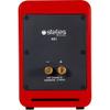 Steljes Audio NS1 Bluetooth Duo Speakers - Vermilion Red: Image 5