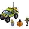 LEGO City: Volcano Exploration Truck (60121): Image 2