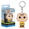 Peanuts Charlie Brown Pocket Pop! Key Chain: Image 1