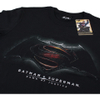 DC Comics Batman v Superman Men's Dawn of Justice T-Shirt - Black: Image 2