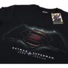 DC Comics Men's Batman v Superman Men's Dawn of Justice T-Shirt - Black: Image 2
