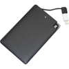 Credit Card Power Bank 2000 MAH - Black: Image 2