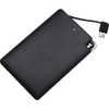 Credit Card Power Bank 2000 MAH - Black: Image 1