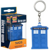 Doctor Who TARDIS Pocket Pop! Key Chain: Image 1