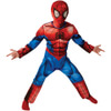 Marvel Boys' Deluxe Spider-Man Fancy Dress: Image 1