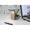 Concrete Desk Blok Lamp: Image 4