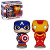 Captain America and Iron Man Pop! Home Salt and Pepper Shaker Set: Image 1