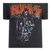 Kiss Men's T-Shirt - Black: Image 3