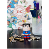 Superman Mini Look-Alite Keychain: Image 1