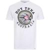 Hot Tuna Men's Australia T-Shirt - White: Image 1