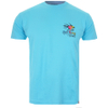 Hot Tuna Men's Rainbow T-Shirt - Atoli Blue: Image 1