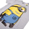 Minions Men's Large Stuart T-Shirt - Grey Marl: Image 2