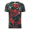 Marvel Men's Deadpool Dollar T-Shirt - White: Image 1