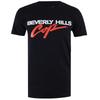 Beverly Hills Cop Men's Logo T-Shirt - Black: Image 1