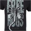 Aliens Men's Free Hugs T-Shirt - Black: Image 5