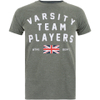 Varsity Team Players Men's Union T-Shirt - Military Green: Image 1