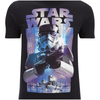 Star Wars Men's Storm Troopers T-Shirt - Black: Image 5