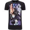 Star Wars Men's Vader Dark Side T-Shirt - Black: Image 1