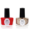Ciaté London Paint Pot Duo to Go Nail Varnish - Mistress/Razzmatazz 2 x 5ml: Image 2