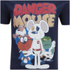 Danger Mouse Men's T-Shirt - Navy: Image 3