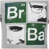 Breaking Bad Men's Square T-Shirt - Light Grey Marl: Image 3