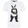 DC Comics Men's Suicide Squad Panda T-Shirt - Black: Image 1