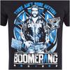 DC Comics Men's Suicide Squad Boomerang T-Shirt - Black: Image 3