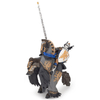 Papo Fantasy World: Dragon Black Prince and Horse: Image 1