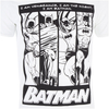 DC Comics Men's Batman I am Batman T-Shirt - White: Image 4