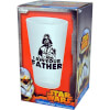 Star Wars 'I Am Your Father' Darth Vader Large Glass in Gift Box: Image 2