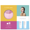 FOREO Holiday Cleansing Collection - (LUNA Mini) Petal Pink (Worth £123): Image 2
