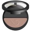 INIKA Pressed Mineral Eyeshadow Duo - Black Sand: Image 3