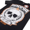 No Fear Men's Skull Chain T-Shirt - Black: Image 4