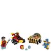 LEGO Superheroes Mighty Micros: MiIron Man vs. Thanos (76072): Image 2
