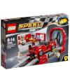 LEGO Speed Champions: Ferrari FXX K & Development Center (75882): Image 1