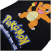 Pokemon Men's Charmander T-Shirt - Black: Image 4