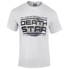 Star Wars Rogue One Men's Death Star Logo T-Shirt - White: Image 1