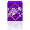 ECOYA Botanicals Evolution Midnight Orchid Candle - Mini Metro Jar: Image 2