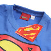 DC Comics Boys' Superman Logo T-Shirt - Royal Blue: Image 2