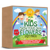 Kids Grow Your Own Flowers Set: Image 1