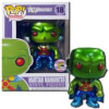 Funko Martian Manhunter (Metallic) Pop! Vinyl: Image 1