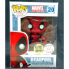 Funko Deadpool Glow (Harrisons Comics Exclusive) Pop! Vinyl: Image 1