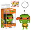 Funko Michelangelo Pop! Keychain: Image 1