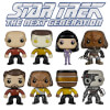 Funko Star Trek Set (8) Pop! Vinyl: Image 1