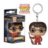 Funko Harry Potter Quidditch Keychain Pop! Keychain: Image 1